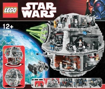 Lego Star Wars — Death Star – K. Pinckney
