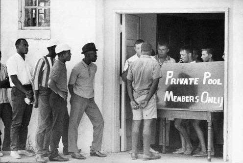 segregation in today society The status of black americans after the end of the american civil war in 1865, legislation was passed to end slavery  segregation in the south.