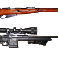 -- The Mosin Nagant Project - [Part Two]