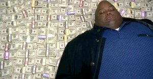BB Huell on moolah