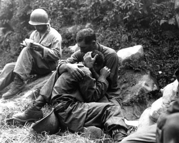 KOREAN WAR CASUALTY