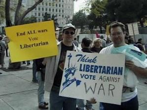 Libertarian Antiwar