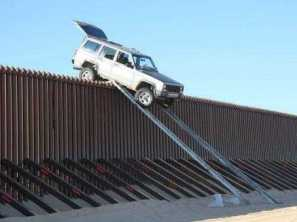 somebody-tried-to-drive-over-the-us-mexico-border-fence
