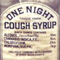 "--- Kohler ""One Night"" Cough Syrup -- Its Got What In It???"